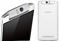 iBerry Auxus One: Contender of Gionee Elife E7 mini with Swivel Camera