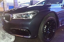BMW 2016 7 Series Facelift Emerges Before Launch