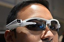 Sony Smartglass Attach Appears at CES 2015