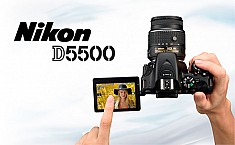 Nikon D5500 Introduced @ CES 2015, Does it Really Replaces D5300?