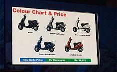 honda sfa price