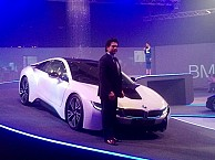 BMW i8 Hybrid Sports Car Launched in India at INR 2.29 Crores