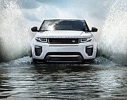 Range Rover Evoque Displayed Ahead of Geneva Motor Show 2015