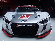 Audi R8 LMS Displayed at Geneva Motor Show 2015