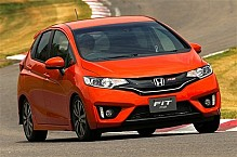 India Bound Honda Jazz Appears at Geneva Motor Show 2015