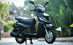 Mahindra Gusto 125 Readying For Festive Season