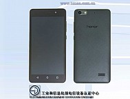Huawei Honor 4C Play Appeared at TENAA, Looks Quite Robust and Functional