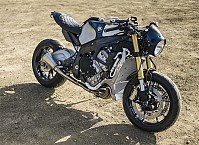 Deux Ex Machina: A Custom BMW S1000R Owned by Orlando Bloom (Video)