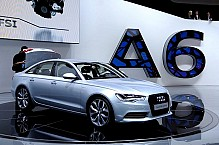 Audi A6 Facelift to Hit the Indian Street on August 12