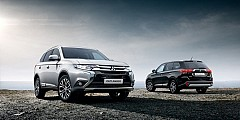 Mitsubishi Outlander PHEV Facelift Screened Out