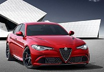 New Alfa Romeo Giulia Whittled its Wrapper