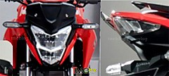 Indonesia: Spy Shots of All New Naked Sport Bike Honda CB150R
