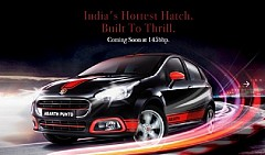 Fiat Abarth Punto Coming Soon, says its Official Website