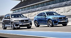 BMW X5 M and X6 M Officially Launched in India