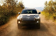 Toyota Land Cruiser 200 Facelift Version Launched in India