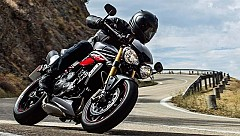 2016 Triumph Speed Triple S and  R Disclosed