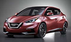 Upcoming 2017 Nissan Micra gets its inspiration from Nissan Sway Concept
