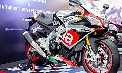 EICMA 2015: 2016 Aprilia RSV4 Updates With the New Factory Works Program