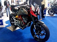 EICMA 2015: Hyosung Unveils The First Preliminary Version of GD450