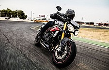 2016 Triumph Speed Triple may Add to Indian Portfolio
