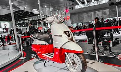 Mahindra To Announce Peugeot Scooter in India