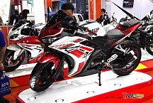 Chinese Replica of Yamaha R3 Sports 350cc Engine