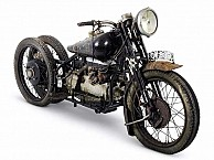 1938 Brough Superior Sets Breathtaking World Record