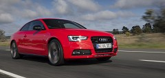2016 Audi A5 to Make Global Debut in Ingolstadt on June 2