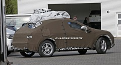 Next Phase of Audi Q3 Caught on Camera