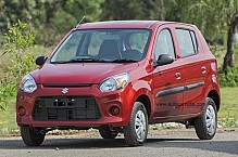 New Maruti Alto 800 Facelift Set to Launch Tomorrow