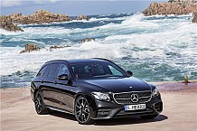 All New Mercedes Benz E-Class Estate Revealed Globally