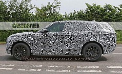 2018 Land Rover Range Rover Sport Coupe: SPIED