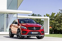 Mercedes AMG GLE 450 Coupe Lands on Indian Shores