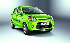 2016 Maruti Alto 800 Facelift Landed in Sri Lanka, Priced INR 9.33 Lakhs