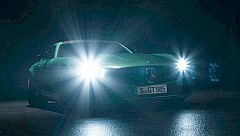 Mercedes AMG GT R Teased ahead of its Official Debut on 24 June
