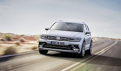 All Five Star For The India-Bound VW Tiguan In Euro NCAP Crash Test
