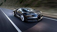 2017 Bugatti Chiron Coming Next Year to Beat all the Records