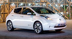 Nissan Leaf, Outlander PHEV Still on Top; Ranked as Europe's Best Selling Cars