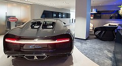 Bugatti's New Redesigned London Showroom All Set to Welcome Chiron