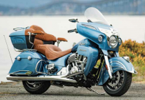Indian Motorcycles Brings Updates to its 2017 Product Lineup