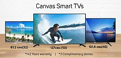 Micromax Unveiled New Range of Smart TVs Starting From INR 19,999
