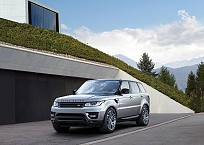 2017 Range Rover Sport Lineup to House Entry Level 2.0-Litre Diesel Powermill