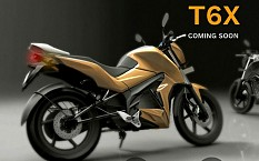 Tork T6X All-Electric Motorcycle To Launch in Couple of Months