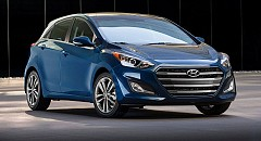 Hyundai Elantra GT Gets Revised with Styling and New Tech