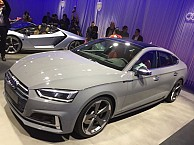 2016 Paris Motor Show: India-bound Audi A5 and S5 Exhibited