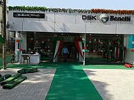 DSK-Benelli Starts New Showroom in Siliguri, West Bengal