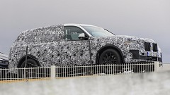 BMW X7 Caught on Camera for the First Time Wearing Heavy Camo