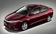 Honda City Facelift Might Debut in India in Early 2017