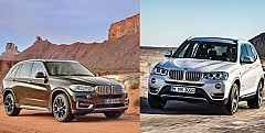 BMW India Launches Petrol Version of X3 and X5 in India