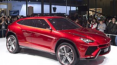 Lamborghini Urus SUV to Receive Plug-in Hybrid Powertrain